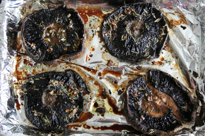 balsamic portobello mushrooms
